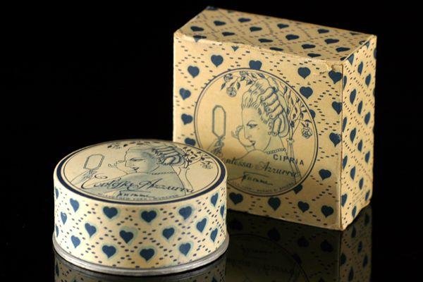 Giviemme 'Contessa' | Art Francais – Art Nouveau Art Deco glas & parfum