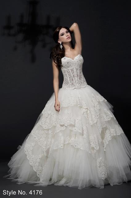 33 best Vestidos Pnina Tornai ღ images on Pinterest   Wedding ...