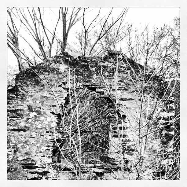 Old church ruins, Mt Crawford to Pewsey Vale http://instagram.com/p/cBRV-qFDxM/
