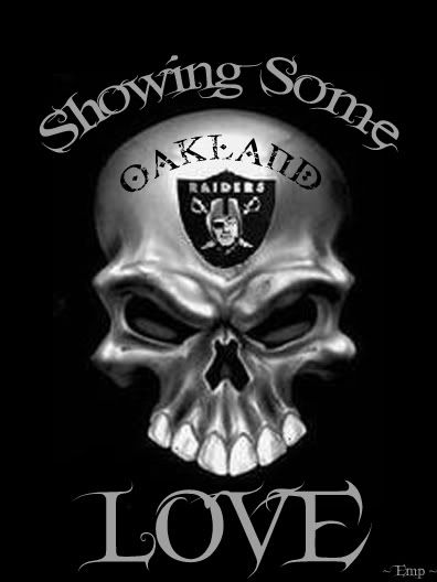 oakland raiders   Oakland Raiders Graphics, Pictures, & Images for Myspace Layouts