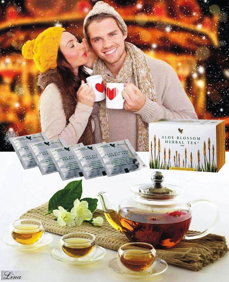 Aloe bimbóval fűszerezett Aloe Blossom Herbal Tea®. Ízét a kínai fahéjnak és gyömbérnek, a madagaszkári illatos szegfűszegnek, a jamaikai nyugtató hatású szegfűborsnak, a pikáns narancshéjnak (amely tele van C-vitaminnal),a kardamomnak, az ánizskapornak, a kamillának, a földiszeder levélnek és gymnema sylvestrének köszönheti. http://foreverliving.com/page/products/all-products/1-drinks/200/hun/hu Segítsünk? gaboka@flp.com Vedd meg…