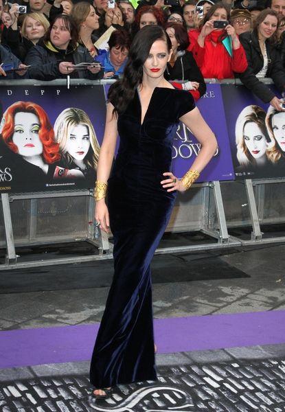Eva Green in Tom Ford