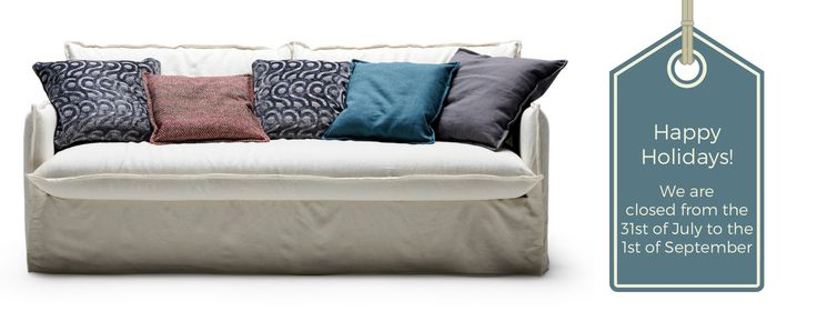 Happy Holidays by Milano Bedding! #sofa #sofabed #design #madeinitaly