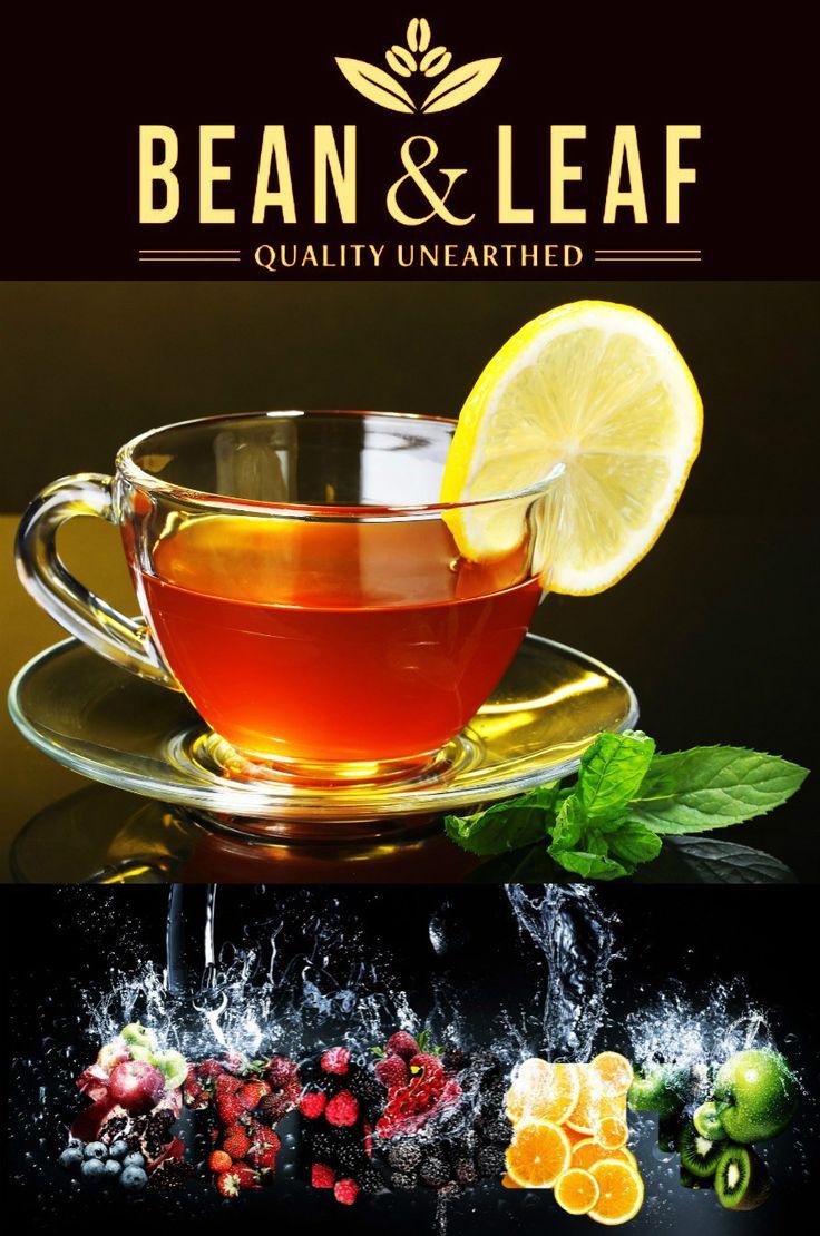 Uživajte uz naše voćne čajeve