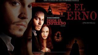 desde el infierno pelicula completa español latino johnny depp - YouTube