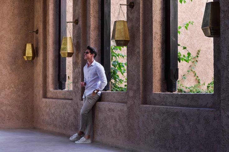 Light for Marrakech