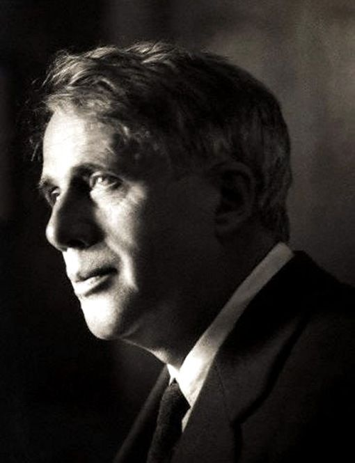 design robert frost essays