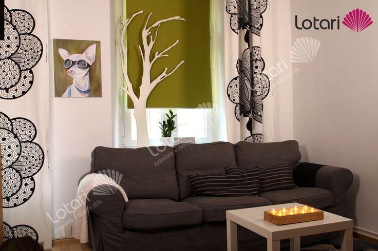 Pomysłowo i nietypowo #creative #ideas #home #salon #blinds