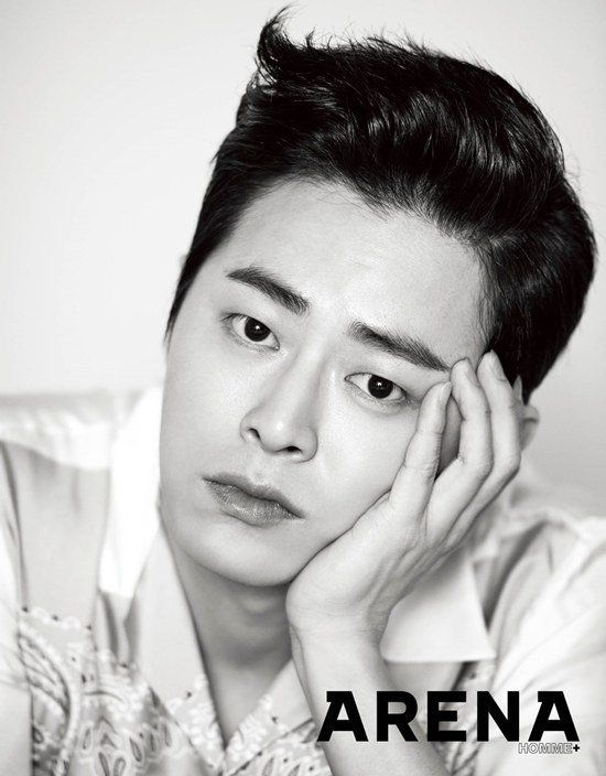 "Jo Jung Suk Gives His Best Look with Retro Fashion for ""Arena Homme Plus"" 