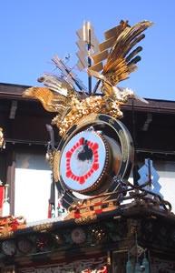 HidaTakayama Festival Kagura-Tai