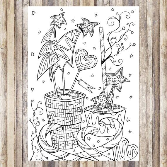 Difficult Coloring Pages For Adults Christmas : 467 best christmas colors images on pinterest