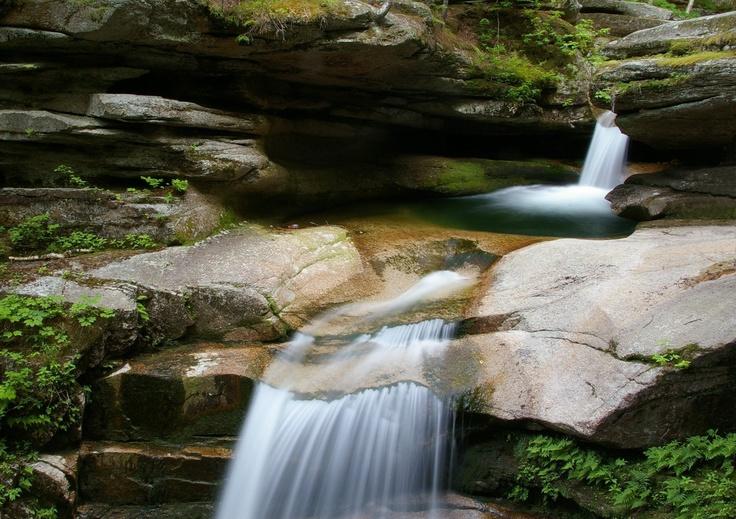 Sabaday Falls - White Mountains, NHWhite Mountain