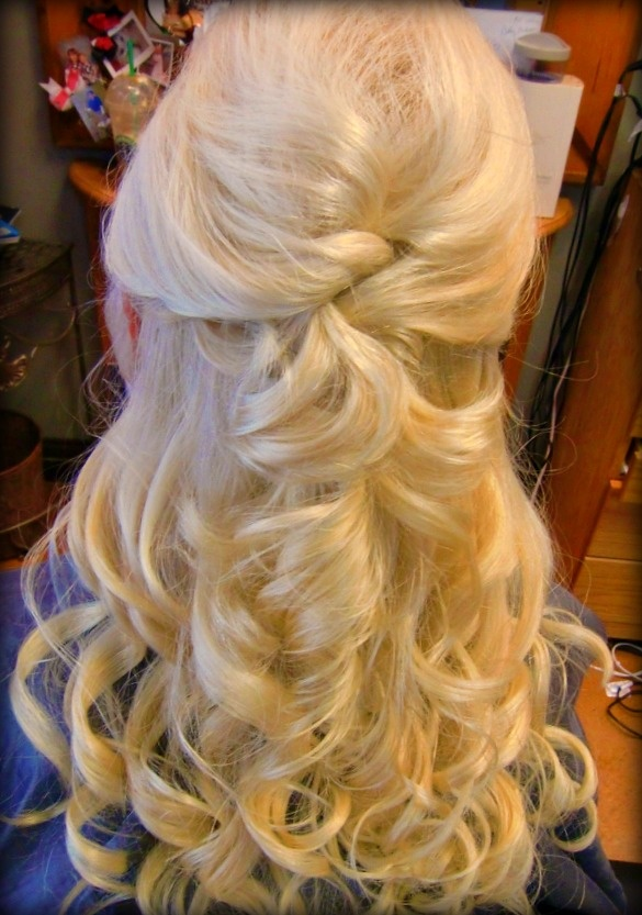 hair style curls 43 best images about bat mitzvah hair on sock 1324