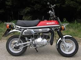 Suzuki PV50 1979