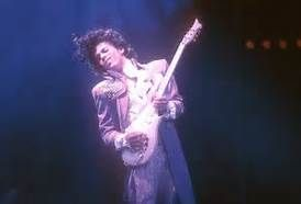 1985: Prince rocks out with one of his ...