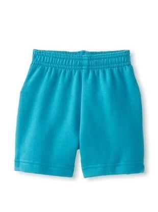 50% OFF American Apparel Kid's Flex Fleece Sweatshort (Mermaid Green)