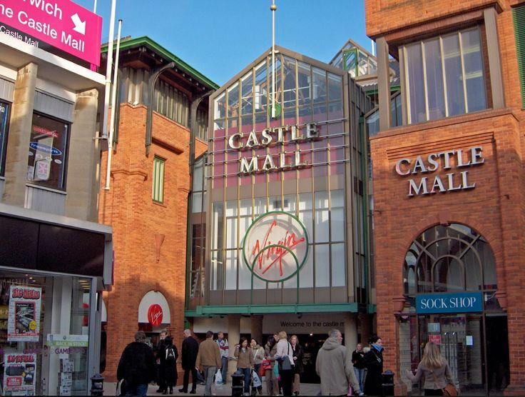 Norwich Castle Mall