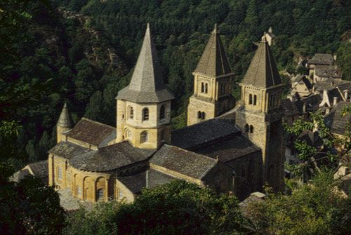 Romanesque Architecture  Church of Sainte-Foy, Conques  ca. 1052-1130  Heilbrunn Timeline of Art History   The Metropolitan Museum of Art