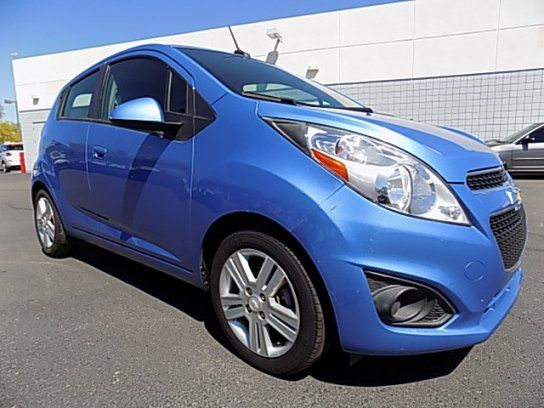 Hatchback, 2013 Chevrolet Spark LS with 4 Door in Avondale, AZ (85323)
