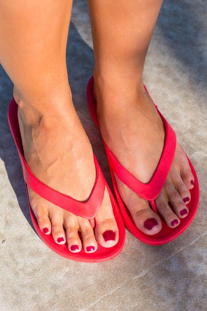 Red Slappa's Thongs my favourite