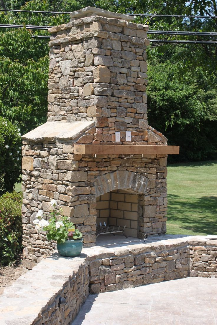 Outdoor Fireplaces | Outdoor Fireplace Vestavia Hills, AL | Birmingham Landscaping Services