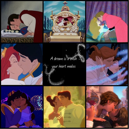 Movie Quotes About Kissing: Disney Couple Quotes. QuotesGram