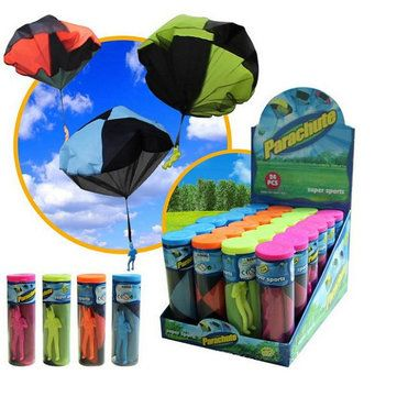 Funny Throwing Parachute Toys Outdoor Children's Educational Toys