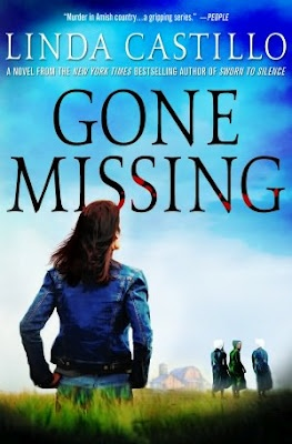 I'm reading this now. Charlotte's Web of Books: (130)Gone Missing by Linda Castillo - another Amish mystery that will leave you on the edge of your seat!