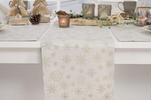 Tischlaufer Weihnachten Bild Von Tischdecken Shop Tideko Auf Weihnachtstischdecken Von Www Tischdecken Shop De