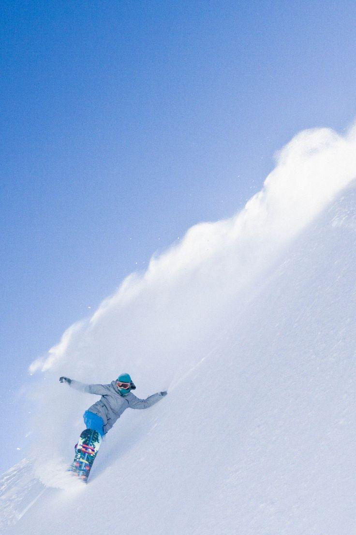 Basa Stevulova - Chamonix ©Georges  #snow