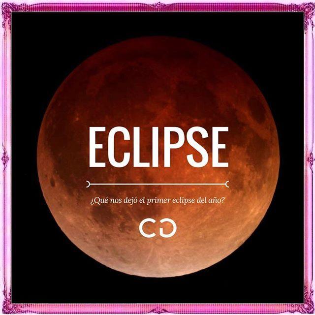 #Astros Cómo sobrevivir a los eclipses por Priscilla de @losastrosdicen El 31 de Enero fue el primer Eclipse del año. Los Eclipses son momentos importantes donde se ponen cosas arriba de la mesa para trabajar en nuestra evolución. Con los eclipses sentís que la vida se acelera y algo de esto es cierto. Los Eclipses ajustan en nuestro camino. Si vamos para un lado donde no debemos ir entonces Los Eclipses ajustan nuestro rumbo. Así que a no asustarse relajarse y confiar en el universo que si…