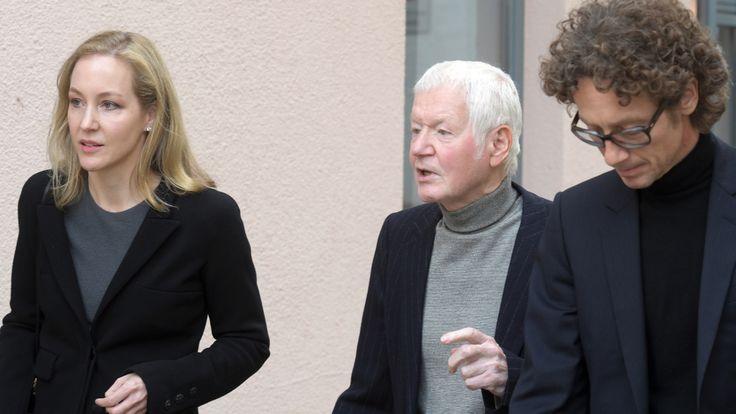 Prozess gegen Anton Schlecker und Kinder: Kommen sie ohne Strafe davon? - Wirtschaft - Bild.de