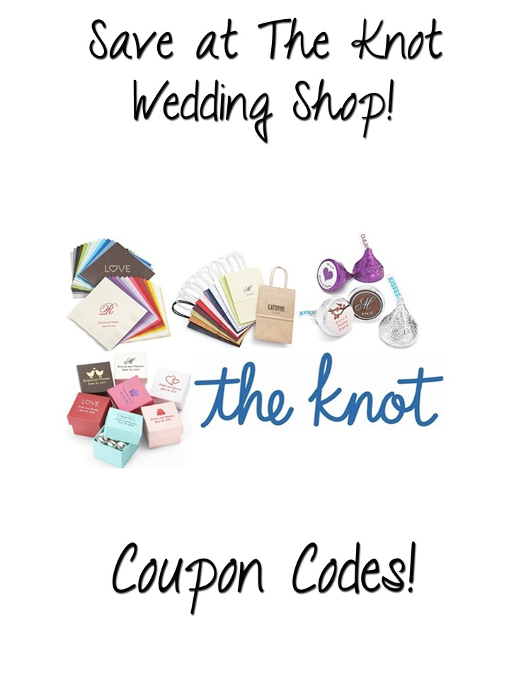 The #Knot #Wedding Shop #Coupon Codes