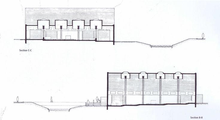 Aldo van Eyck > Roman Catholic Church. The Hague, 1964-69 | HIC Arquitectura