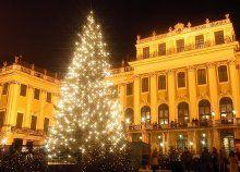 Advent Bécsben a világörökségi Schönbrunni kastély bejárásával - utazás, magyar nyelvű idegenvezetés