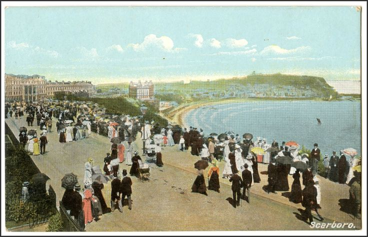 Scarborough at the turn of the century