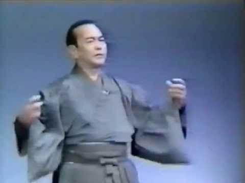 Koichi Tohei : Strength vs Ki - Aikido - YouTube