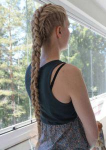 Ladder Braid Tutorial | 25 Gorgeous Ladder Braid Hairstyles - NiceStyles
