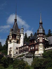 Castello di Peleș - Wikipedia