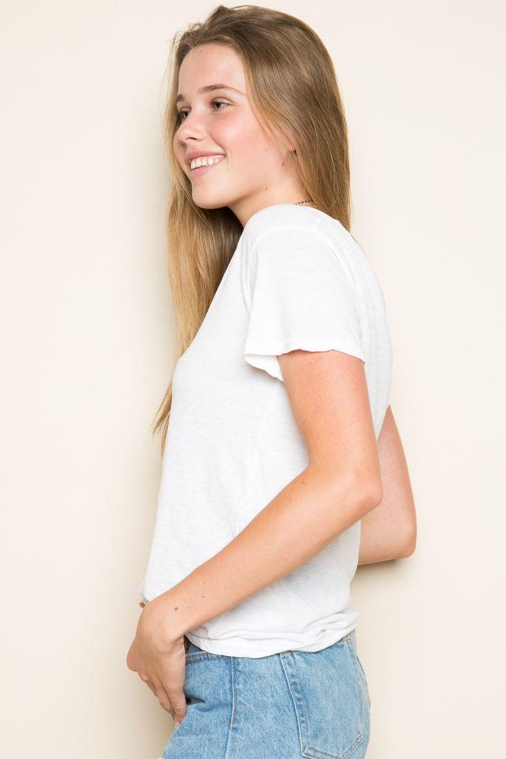 Brandy ♥ Melville | Camden Top - Tees - Tops - Clothing