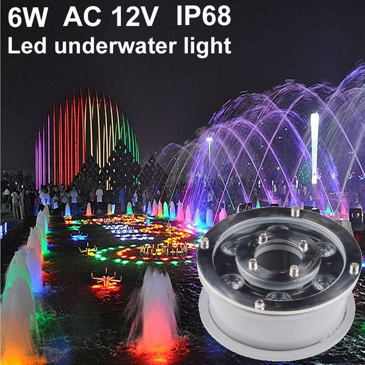 25 best ideas about fountain lights on pinterest solar pool lights pool ideas and battery for Swimming pool underwater lights india