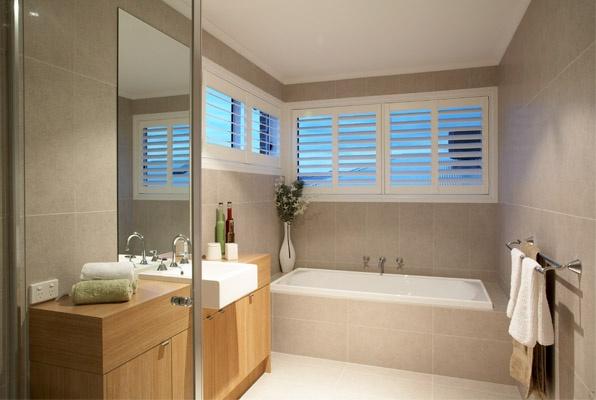 Hotondo Homes - Seaspray Bathroom