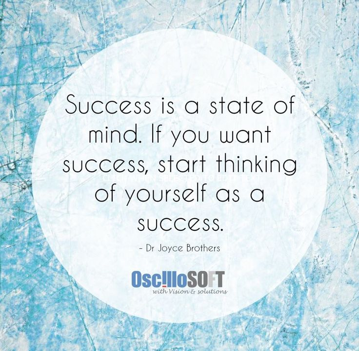 To succeed, you need to believe. 😊  #Oscillosoft #Motivation