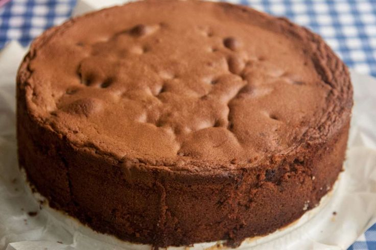 עוגת השוקולד המנצחת שלי!