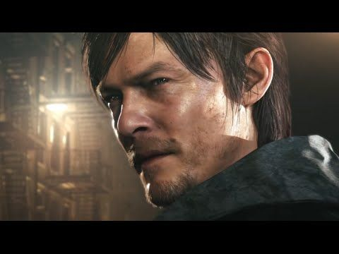 Silent Hill Trailer (Playstation 4 2015) Hideo Kojima / Norman Reedus To Star In New Silent Hill Video Game, developed by Guillermo Del Toro And Hideo Kojima / Read more at http://www.inquisitr.com/1408202/norman-reedus-to-star-in-new-silent-hill-video-game-developed-by-guillermo-del-toro-and-hideo-kojima/#XdtDsZcRgYCc5b4p.99