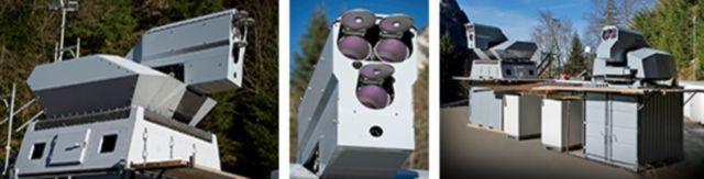 Rheinmetall testou com sucesso seu canhão laser de alta energia (50KW)