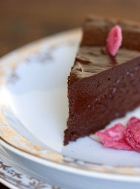 Image Result For Cake Bible Flourless Chocolate Cake