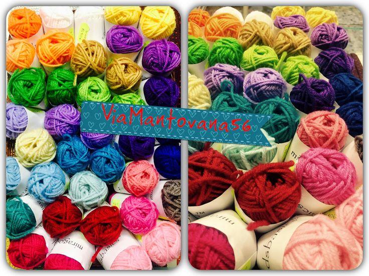 #gomitolo #minigomitoli  #wool #acrilico #lana #gomitolodilana #craft  #creativita  #merceria #creativity #madeinitaly  #❤️ #corsi #laboratori #fiori #cerniera #fioredicera #spille #spillacerniera #borsa #gommacrepla