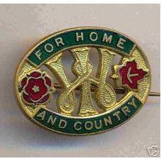 WW1 Womens Institute Badge
