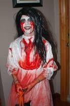 Halloween Costume - Deborah Jones (1)
